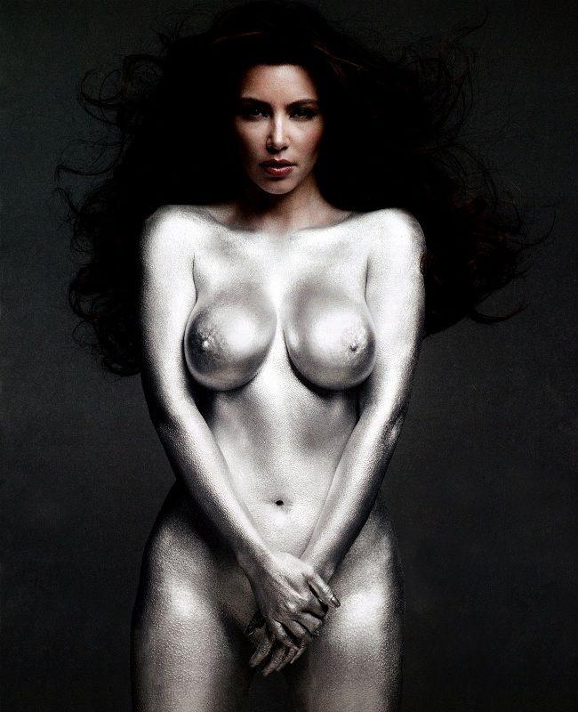 Kim Kardashian - W Magazine 01