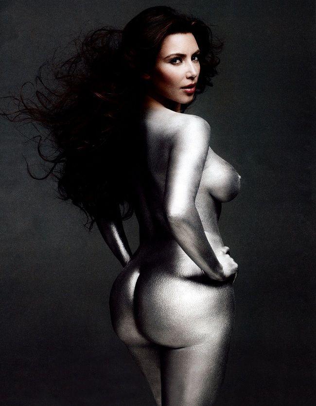 Kim Kardashian - W Magazine 02