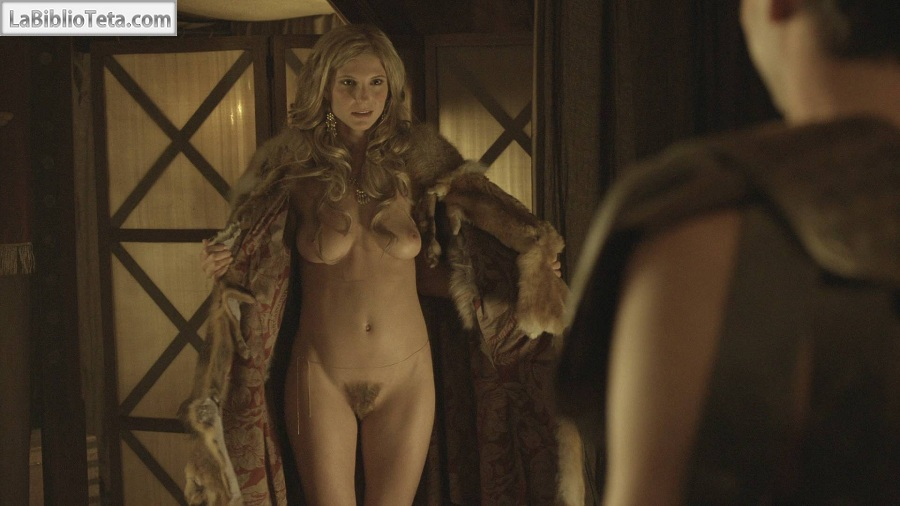 Viva Bianca Desnuda En Spartacus Blood And Sand