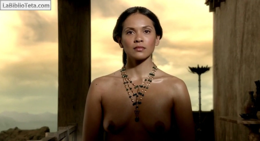 Lesley-Ann Brandt - Spartacus 01