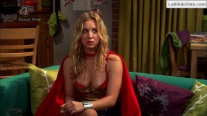 Kaley Cuoco - Wonder Woman 05