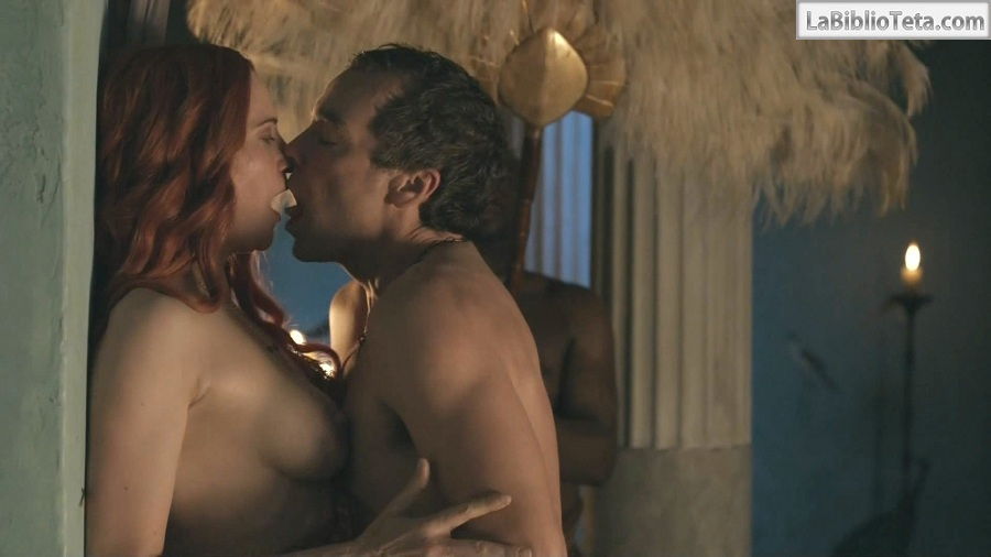 Lucy Lawless Desnuda En Spartacus Blood And Sand