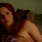 Lucy Lawless - Spartacus 1x10 - 04
