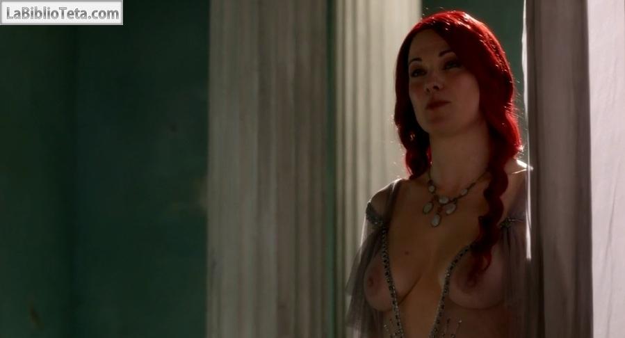 Lucy Lawless Desnuda En Spartacus Blood And Sand La Biblioteta