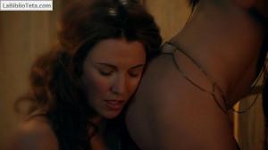 Jamie Murray y Lucy Lawless - Spartacus 08