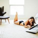 Sarah Shahi - Esquire 08