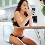 Sarah Shahi - Esquire 13