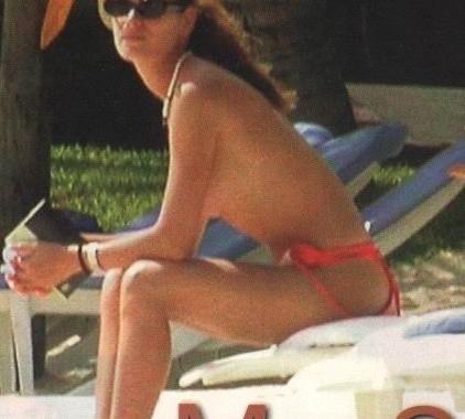 mar saura topless