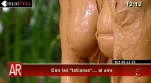 Tatiana Delgado descuido 05