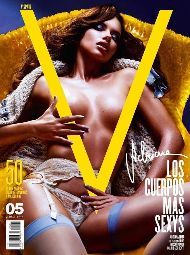 Adriana Lima - V Magazine 02