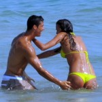 Irina Shayk bikini -Cristiano Ronaldo 07