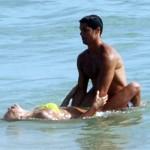 Irina Shayk bikini -Cristiano Ronaldo 09