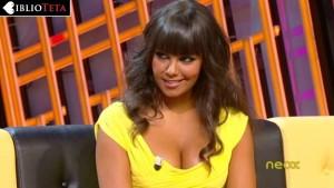 Cristina Pedroche escote amarillo 03