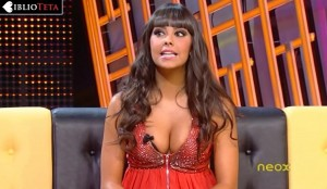 Cristina Pedroche sujetador asomando 05