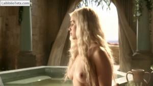 Emilia Clarke - Juego de Tronos 04