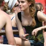 Emma Watson descuido 12