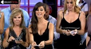 Ines Molina escote negro 02