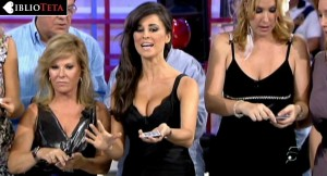 Ines Molina escote negro 03