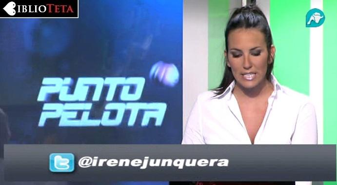 Irene Junquera bikini Punto Pelota 01