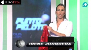 Irene Junquera bikini Punto Pelota 02
