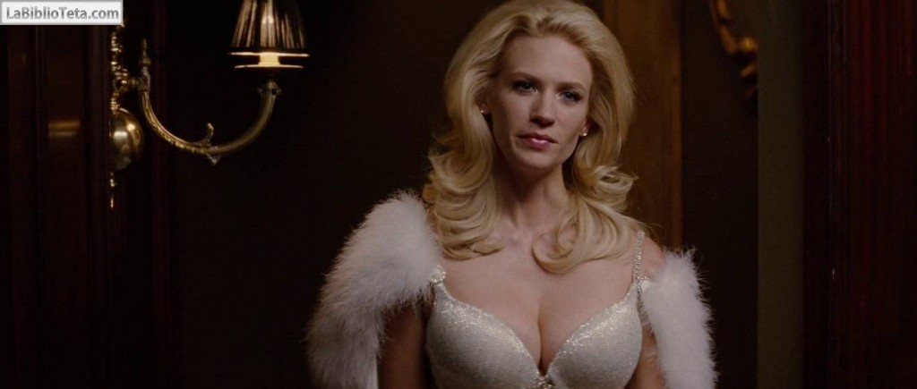 January Jones - X Men 01
