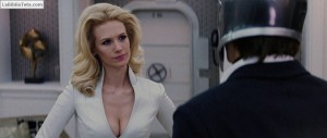 January Jones - X Men 06