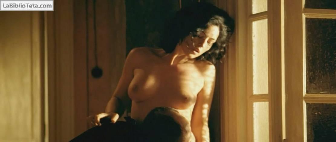 Monica bellucci desnuda desnuda