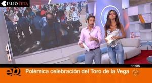Romina Belluscio -  Espejo Publico corse 02