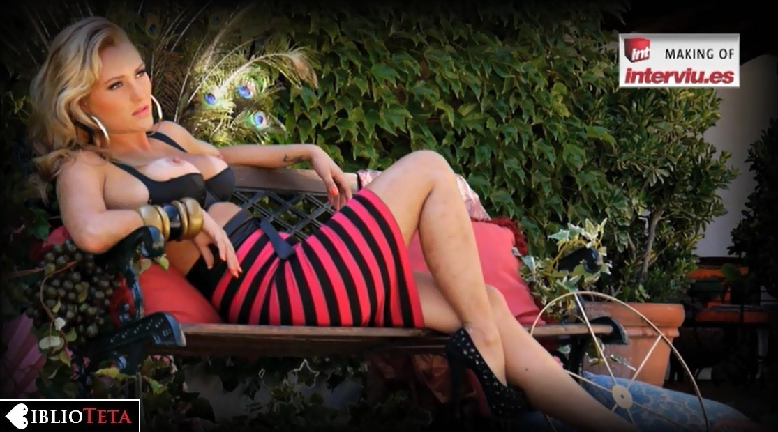 Rosi Arcas Desnuda Posando Para Interviú