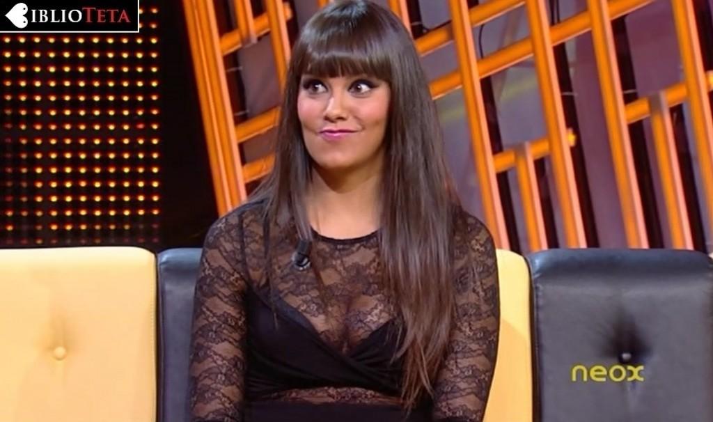 Cristina Pedroche transparencias sujetador 01