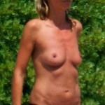 Heidi Klum - Sardinia 03