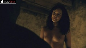 Marisa Ramirez - Spartacus Gods of the Arena 2x01 - 02