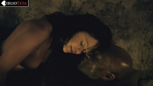 Marisa Ramirez - Spartacus Gods of the Arena 2x01 - 03