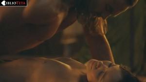 Marisa Ramirez - Spartacus Gods of the Arena 2x02 - 03