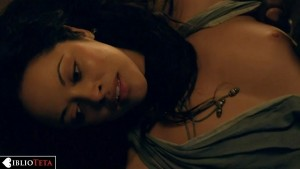 Marisa Ramirez - Spartacus Gods of the Arena 2x04 - 01