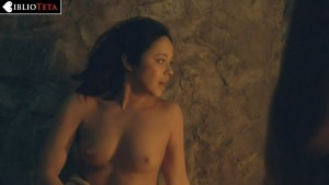 Marisa Ramirez - Spartacus Gods of the Arena 2x05 - 02