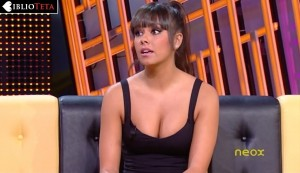 Cristina Pedroche tirantes negros 06