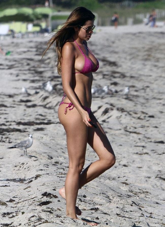 Aida Yespica - Miami 01