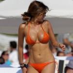 Aida Yespica bikini 04