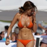 Aida Yespica bikini 05
