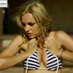Alexandra Stan - FHM making of 09