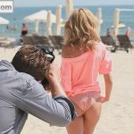 Alexandra Stan - FHM making of 15