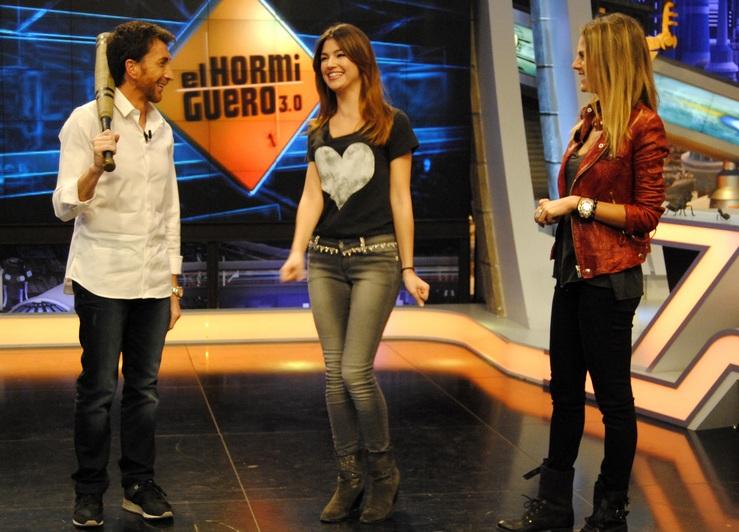 Ursula Corbero - Beyonce - El Hormiguero