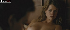 Alice Eve - Crossing Over 10