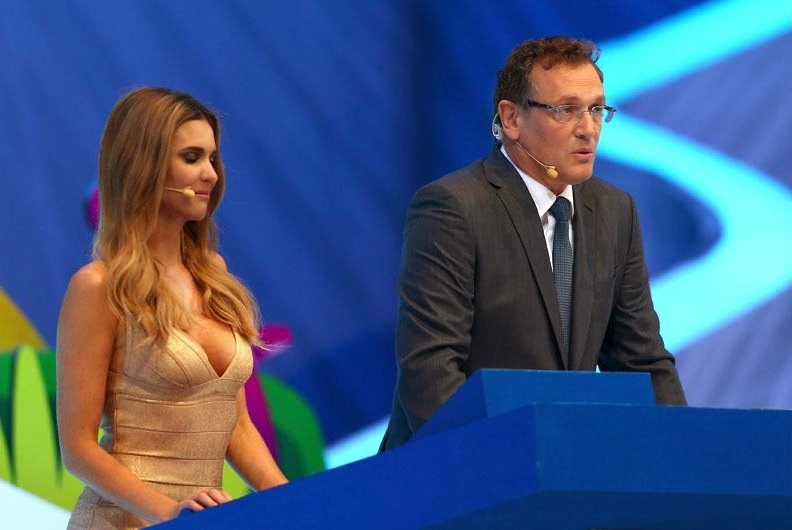 Fernanda Lima Uefa