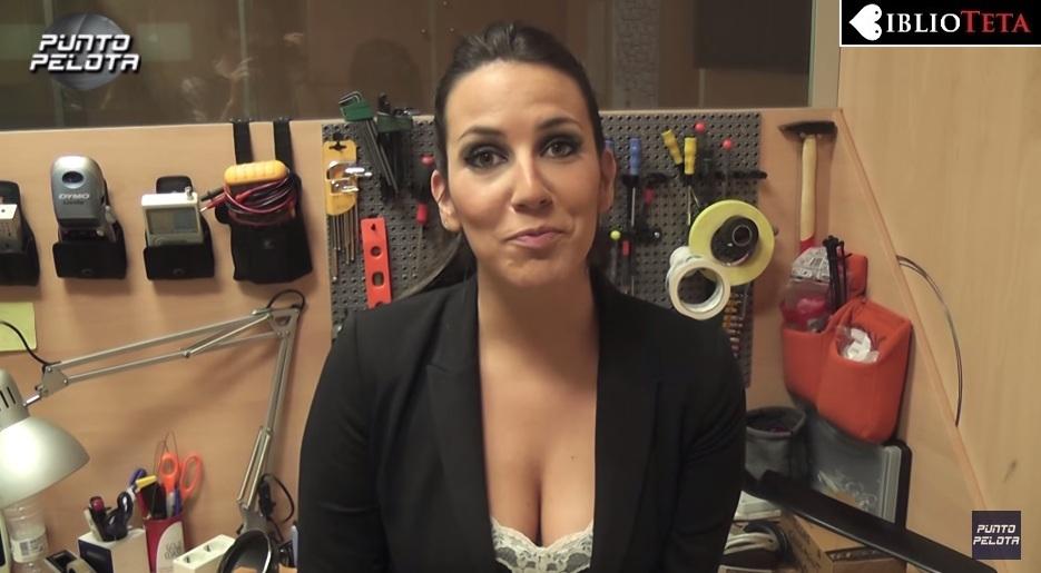 Irene Junquera escote videoblog 01
