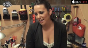 Irene Junquera escote videoblog 04