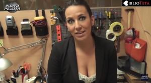 Irene Junquera escote videoblog 05