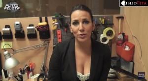 Irene Junquera escote videoblog 09