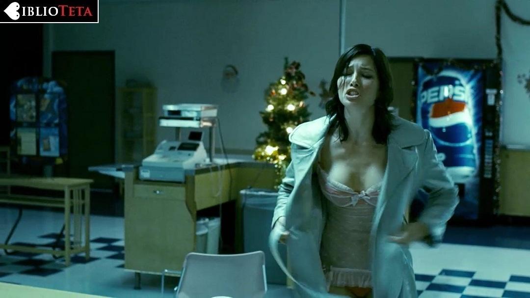 Jessica Biel tetas desnudas